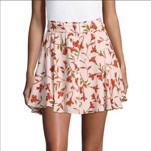 NWTO | Lovers + Friends fountain skirt